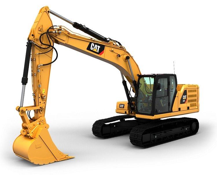 Cat 320 Hydraulic Excavator