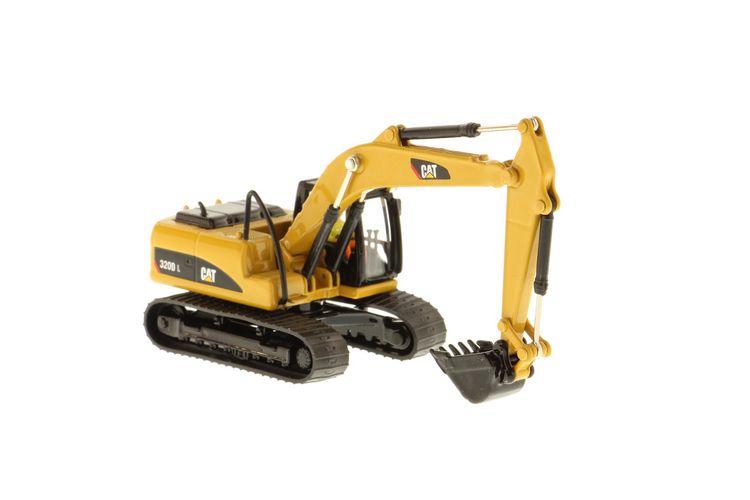 Cat 320D L  Excavator Diecast