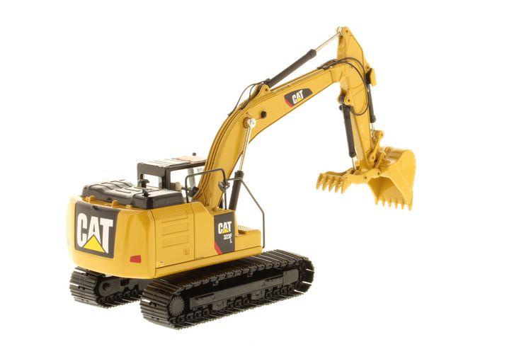 Cat 323F L Hydraulic Excavator
