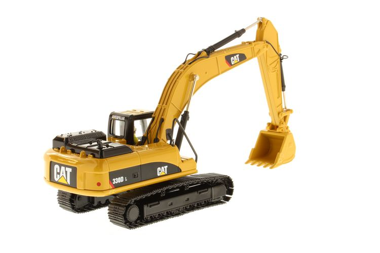 Cat 330d L Hydraulic Excavator Diecast Masters 1 50 Dm 85199 1