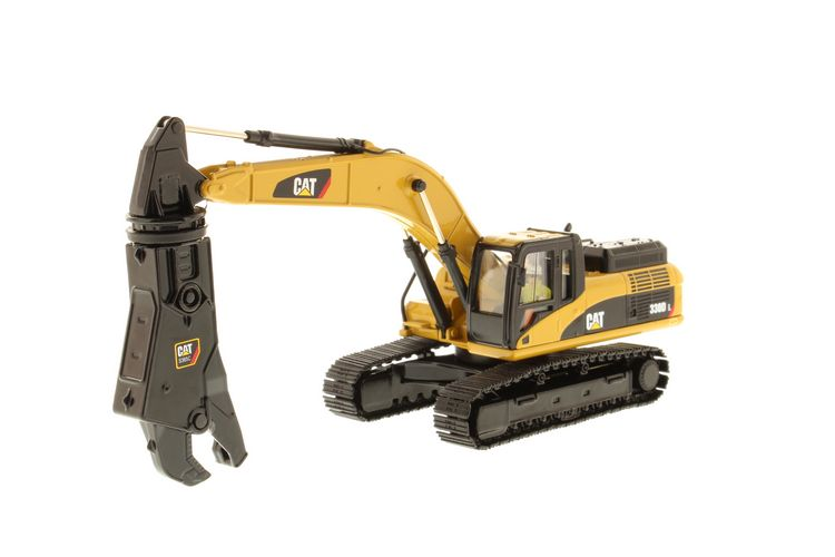 Cat 330D L Hydraulic Excavator w/Shear