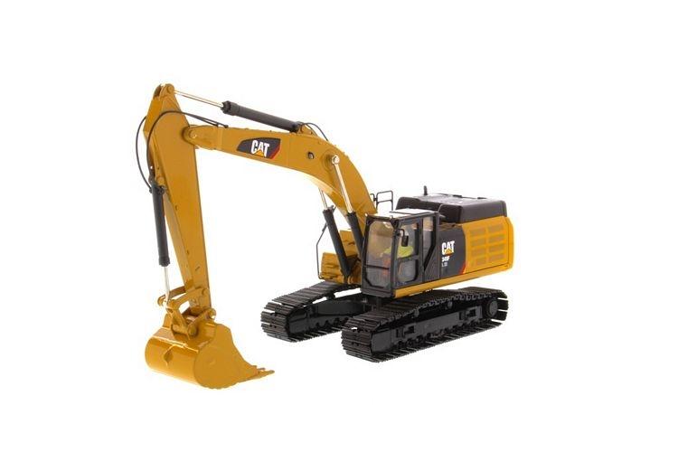 Cat 349F L XE Hydraulic Excavator