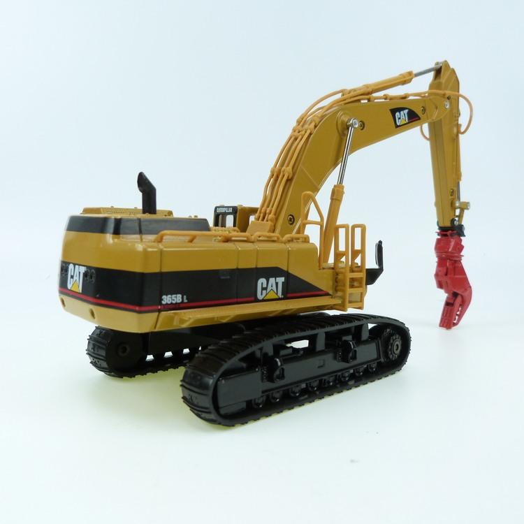 CAT 365BL Umbau Himobo Cruncher