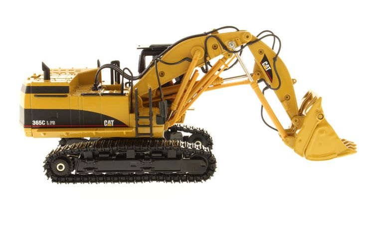 Cat 365C front Shovel w/Metal