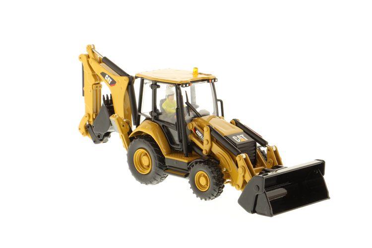 Cat 420F2 Backhoe Loader