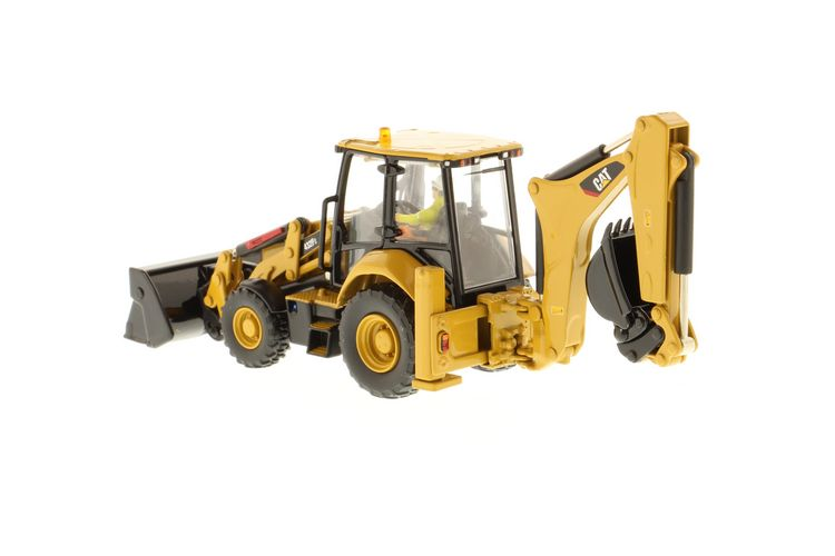 Cat 432F2 Side Shift Backhoe