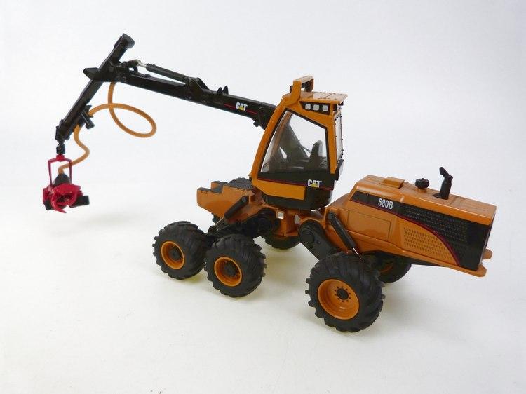 CAT 580B Havester  Caterpillar Ver 2
