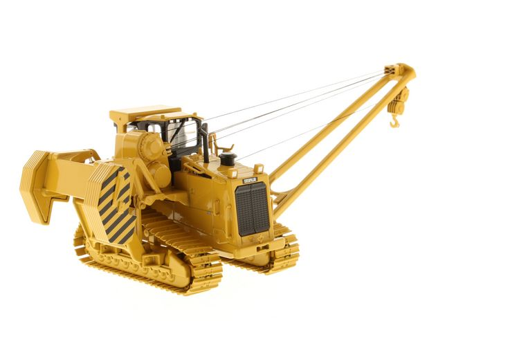 Cat 587T Rohrleger