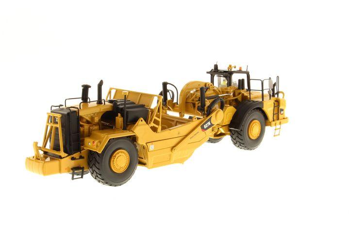 Cat 627K Scraper