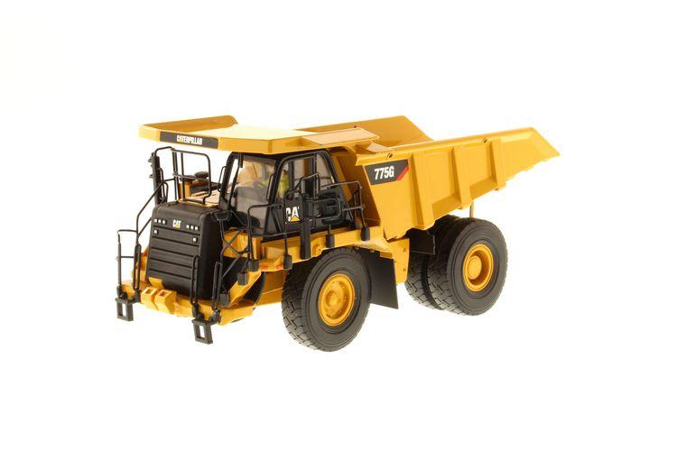 Cat 775G Mining Truck