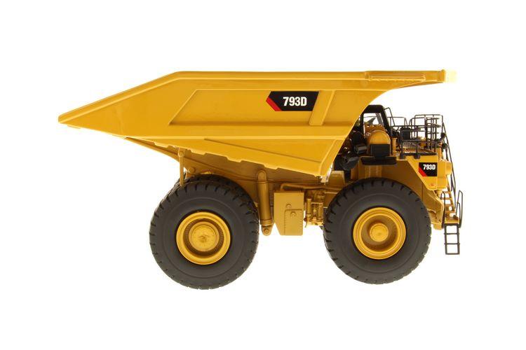 Cat 793D w/MSD2