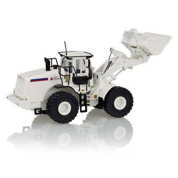 Cat 972K Radlader Eurovia SNEH Materiaux