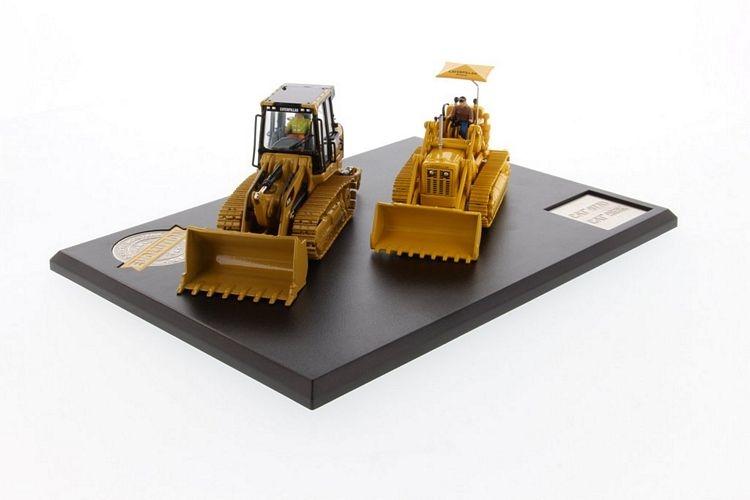 Cat 977 & 963K Track Loader Evolution Series