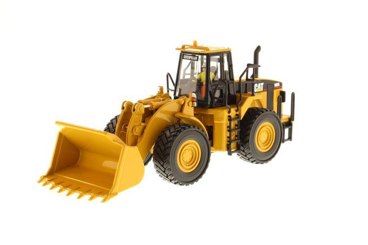 Cat 980G Wheel Loader