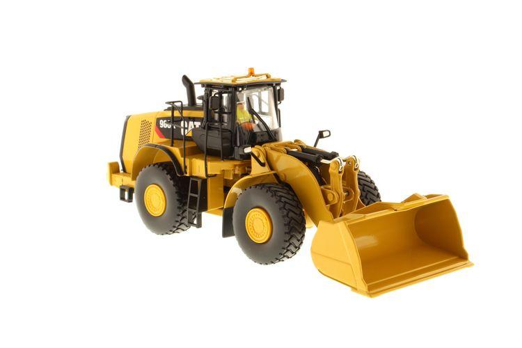 Cat 980K Wheel Loader