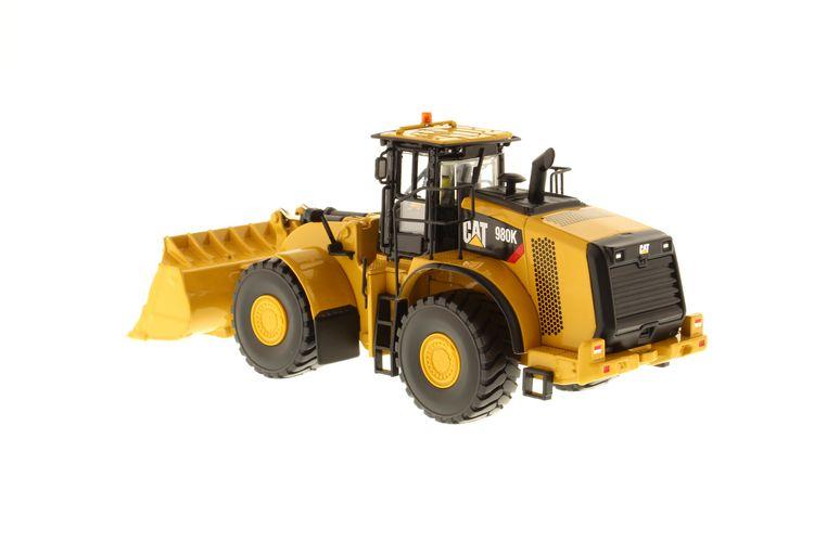 Cat 980K Wheel Loader W RockCon