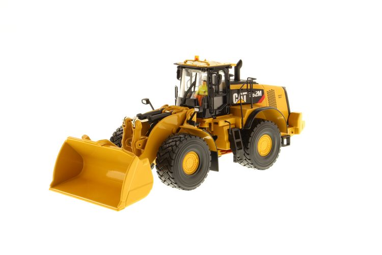 Cat 982M Wheel Loader v2