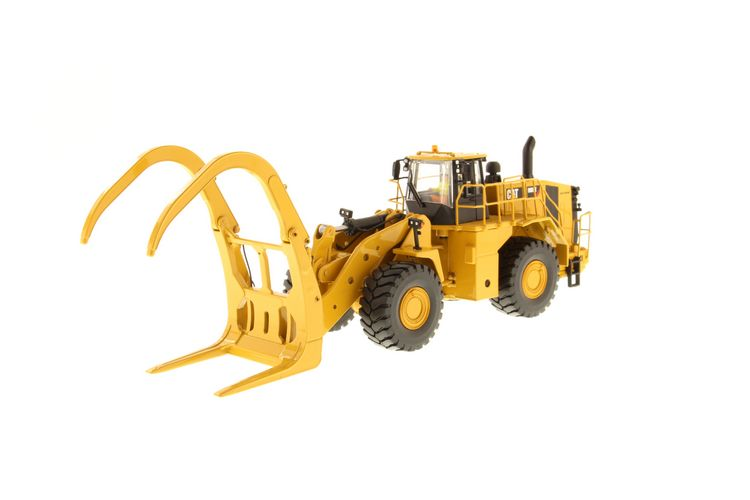 Cat 988K Wheel Loader Forest