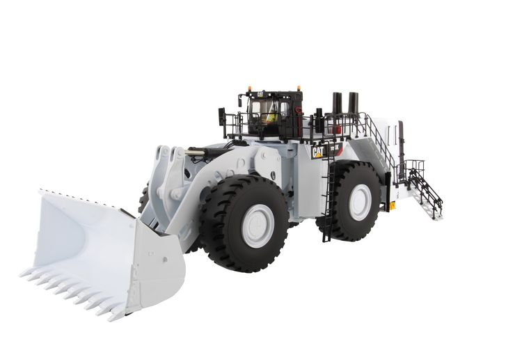 Cat 994K Bucket white