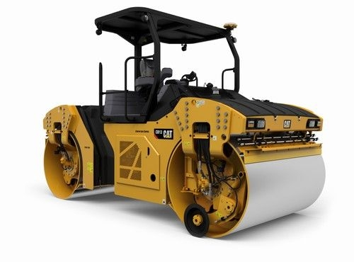 Cat CB13 Walze ROPS