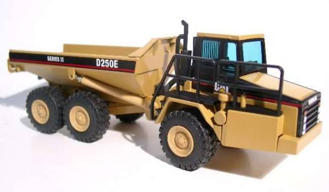 CAT D250E Serie II