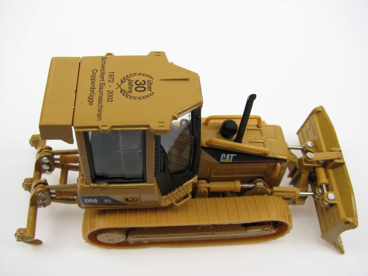 CAT D5G XL Schwickert Norscot 1:50 n d5gschgelbd 1