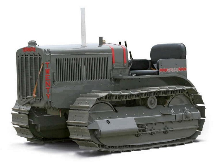 CAT Twenty Track Type Tractor