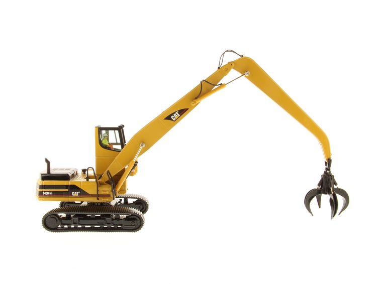 Cat345B Material Handler