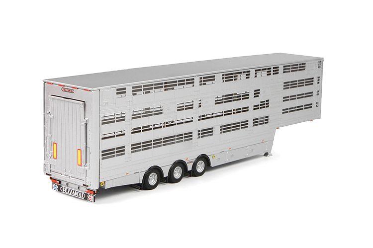 Cattle trailer Pezzialoli