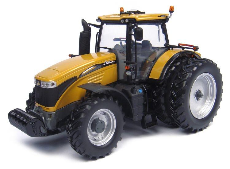 Challenger MT 685E 6 wheels