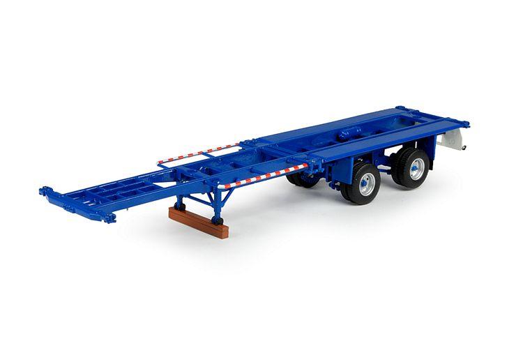 Classic container 2 axle T.B.P