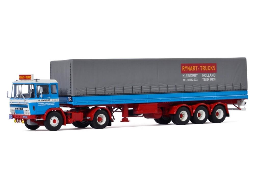 DAF 2600  Curtainside Classic   Rynart Trucks