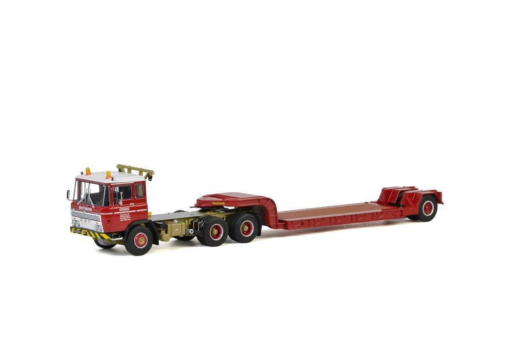 DAF 2600 Lowloader ODU  KNT Red Line