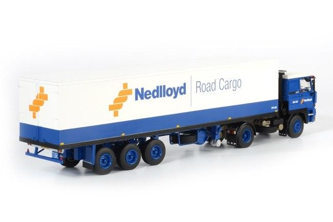 DAF 2800 Classic Cool Trailer Nedlloyd Road Cargo