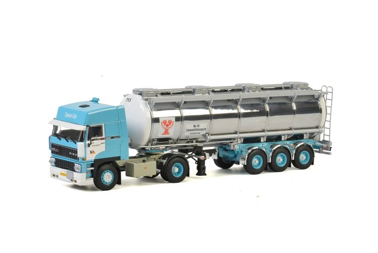 DAF 2800 SC Tankauflieger H&S Tanktransport