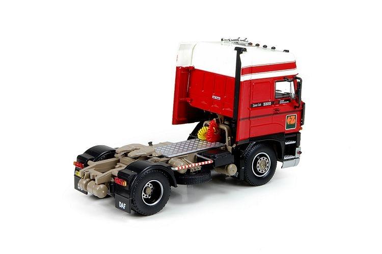 DAF 3300 4x2 Space Cab Zijderlaan