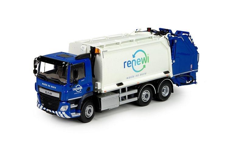 DAF CF Müllwagen Gansenwinke