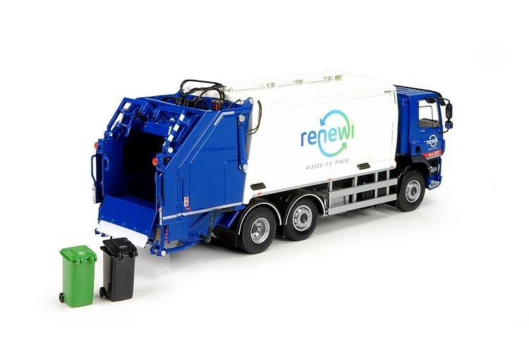 DAF CF Müllwagen Gansenwinkel Renewi