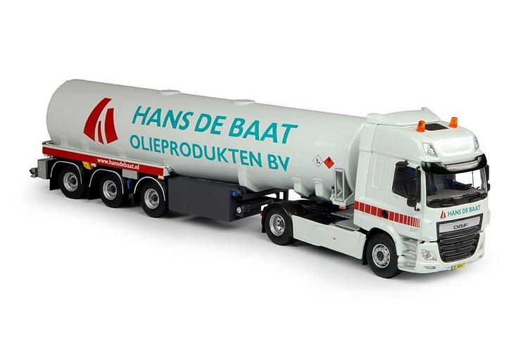DAF CF SC  Baat, Hans de
