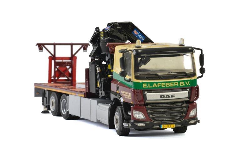 DAF CF SC Riged   Palfinger 7800.2 E. Lafeber
