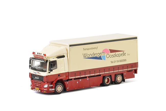 DAF CF SC Riged Box Wondergem