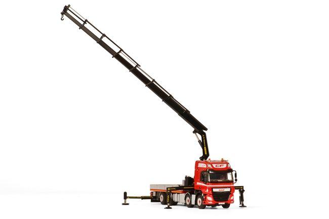 DAF CF460 SC  Palfinger 7400.2  Premium Line