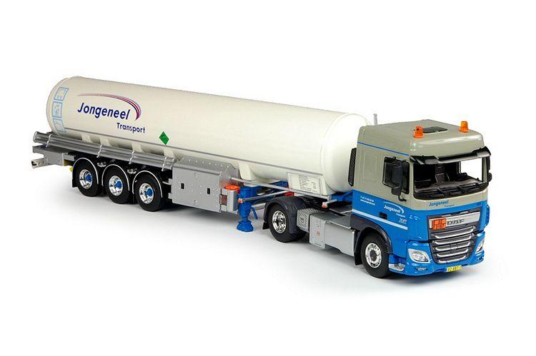 DAF Euro 6 XF SC CO2 trailer