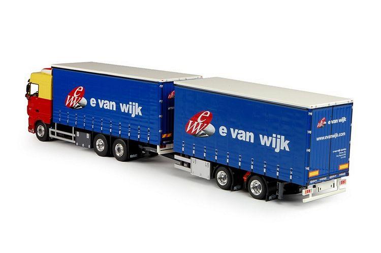 DAF Euro 6 XF Space Cab Wijk, E. van