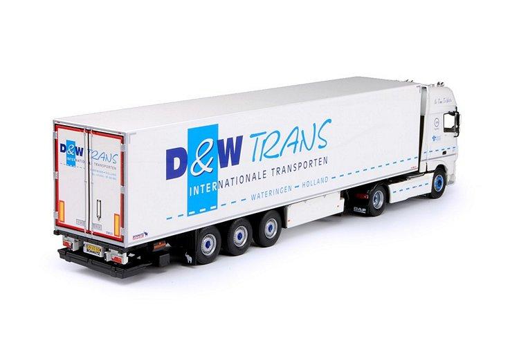 DAF Euro 6 XF SSC   D&W Trans