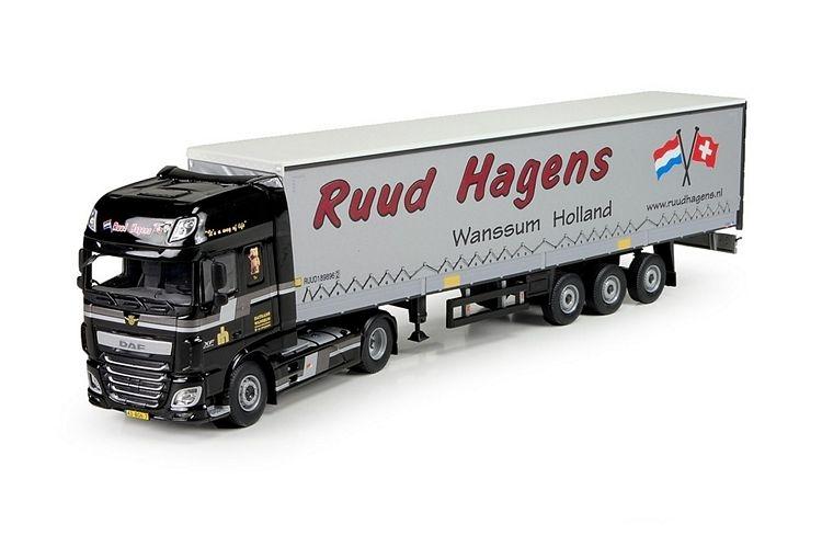 DAF Euro 6 XF SSC   Hagens Datrans Ruud