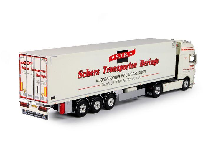 DAF Euro 6 XF SSC   Schers Transporten