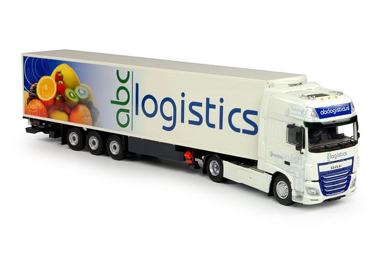 DAF Euro 6 XF SSC  ABC Logistics