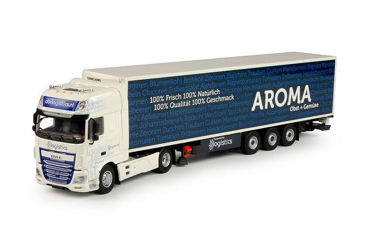 DAF Euro 6 XF SSC ABC Logistics  Aroma