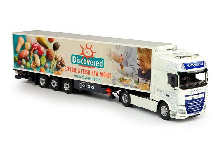 DAF Euro 6 XF SSC  ABC Logistics Discovered